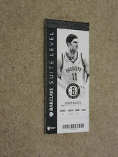 BROOKLYN NETS vs. DENVER NUGGETS Dec. 3, 2013 - Suite Book of 16 Tickets