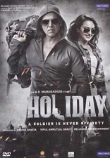 Holiday A Soldier Is Never Off Duty - Akshay Kumar - Hindi Movie DVD ALL/0 Subti
