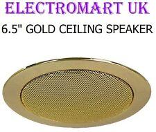 """Ceiling Speaker Altoparlante Resistente all'acqua 6.5"""" 100 W GOLD"""