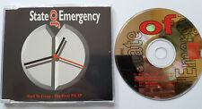 █▬█ ⓞ ▀█▀ ⓗⓞⓣ hard to Creep PE ⓗⓞⓣ State of Emergency ⓗⓞⓣ 4 TRACK CD' 94 ⓗⓞⓣ