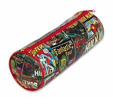Official Marvel Comics - Comic Strip Book Cover Pen Pencil Case New - Box 38
