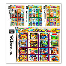 208/482/488/520 IN 1 Games Card Cartridge Multicart For Nintendo DS 3DS 2DS Gift
