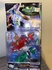 Vintage 1998 Voltron RED/GREEN LION Trend Masters NIB