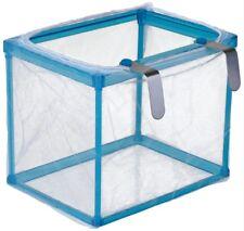 Aquarium Fish Tank Guppy Breeding Breeder Baby Fry Newborn Net Trap Box Hatchery