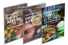 OMNIA-KITCHEN -  Koch-/Backbuch-3er-Set für den Omnia-Backofen