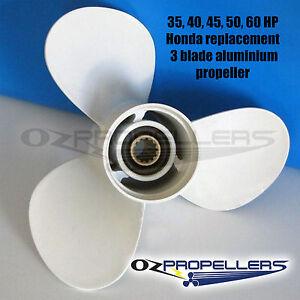 PROPELLER NEW TO SUIT HONDA ENGINES 35-60HP Aluminium Prop