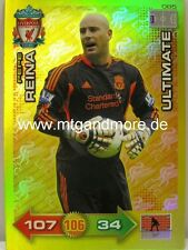 Adrenalyn XL Liverpool FC 11/12 - #085 Pepe Reina - Ultimate