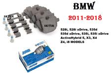 2011-2018 BMW F10 528i 535d 535i X3 X4 Z4 i8 Rear Brake Pad Set Pads NEW JURID