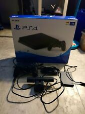 Sony PlayStation PS4 Slim 1TB Bundle with Camera and 2TB External Hard Drive