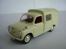 SEAT FIAT 600 FORMICHETTA DELIVERY VAN SOLIDO MODEL 1:43 SCALE CREAM K8Q 500 ~#~