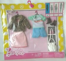 Barbie Fashion and Accessory Set New in Package 8 Pieces
