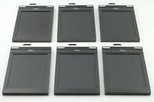 [Near Mint] 6pieces FIDELITY Deluxe Cut Film Holder for 5x7 Large Format Japan
