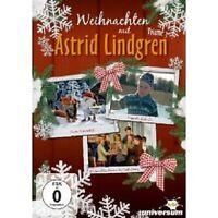 WEIHNACHTEN MIT ASTRID LINDGREN VOL. 3  DVD NEU
