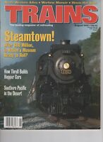 Trains Magazine Railroading Aug 1995 Steamtown  Museum Southern Pacific I