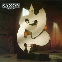 SAXON : DESTINY (DIGIBOOK-RARE BONUS TRACKS+PHOTOS) - NEW & SEALED CD