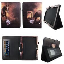 Br Horse Fit for Samsung Galaxy Tab 4 10.1 10 inch Tablet Case Cover ID Slot