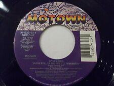 Boyz II Men In The Still Of The Night / Jackson 5 Who's Loving You Vinyl Record