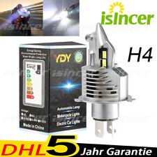 180W H4 LED Motorrad Lampen Kit Fern-/Abblendlicht Auto Scheinwerfer Birne 6000K