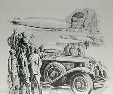 Factory Photo Ref. #52441 Picture 1929 Cadillac LaSalle Landau Sedan