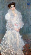 Hermine Gallia 1904 by Gustav Klimt 75cm x 41.8cm Canvas Print
