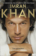 Imran Khan By Christopher Sandford - New Hardback Book.