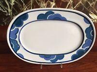 VILLEROY & BOCH Allemagne bleu Cloud,belle plaque / Assiette à viande 30cm x