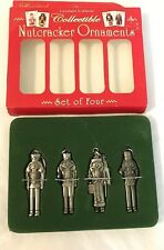 2008 Us Postal Service Limited Edition Collectable Nutcracker Christmas Ornament