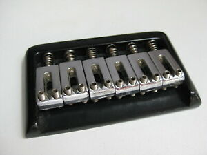 Ibanez Aria Hondo Guitar Bridge Tailpiece Part for Project Upgrade