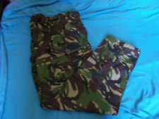 Genuine British Army Soldier 95 DPM Camo Trousers Pants New Without Tags.