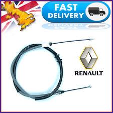 RENAULT MASTER MK3 VAUXHALL MOVANO NISSAN NV400 2010- Handbrake Rear Cable OE !
