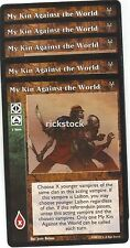 My Kin Against the World x5 EK