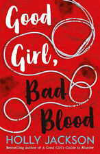 NEW Good Girl, Bad Blood By Holly Jackson Paperback Free Shipping