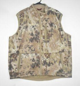 NEW Kryptek Men's Cadog Highlander Vest 16CADVH7 Hunting DWR Size XXL $160