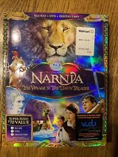 The Chronicles of Narnia: The Voyage of the Dawn Treader (Blu-ray/Dvd)New Sealed