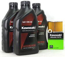 1992 KAWASAKI ZR550-B3 (Zephyr)  OIL CHANGE KIT