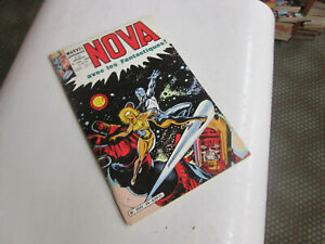 NOVA  29...1980 ..MARVEL  COMICS  .