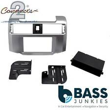 CT24TY52 For Toyota 4Runner 2010 On Car Stereo Single/Double Din Fascia Panel