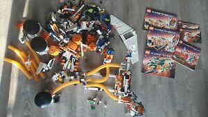 Lego konvolut, mars mission,space police 7690 usw. Figuren,BA,OVP
