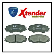 D1211 Front Brake Semi-Metallic Pads Set For Toyota Matrix, Rav4 Scion tC [2.4L]