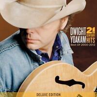 Dwight Yoakam - 21st Century Hits: Best Of 2000-2012 (NEW CD+DVD)