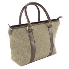 Heather Tweed British Ladies Tote Bag
