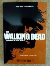 The Walking Dead Caminando entre los muertos.Libro 324 paginas.Dolmen