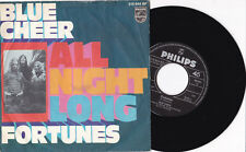 "BLUE CHEER -All Night Long / Fortunes- 7"" 45 Philips ‎Records (315 644 BF)"