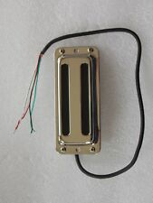 Coil Tap Alnico5 Toaster Pickup for Guitar or Bass 4-wire Series Parallel Phase