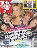 Télé Star N°1743 - 22/02/2010 - Ingrid Chavin - Leonardo Dicaprio - Tom Cruise