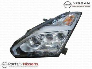Genuine Nissan 2017-2020 GT-R Left Headlamp Assembly Pure Black Premium