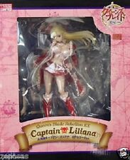 New Megahous Excellent Limited Queens Blade Rebellion Captain Liliana 2P Color