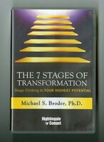 The Seven Stages of Transformation: Michael S. Broder - 7CDs Inc Workbook CD