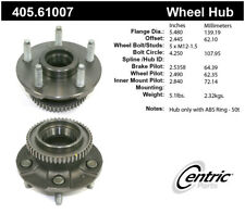 Wheel Bearing and Hub Assembly-Premium Hubs Rear fits 95-97 Ford Windstar