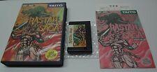 Rastan Saga MSX2 Japan EXC